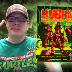 Community Publisher Profile: Hubris, A World of Visceral Adventure