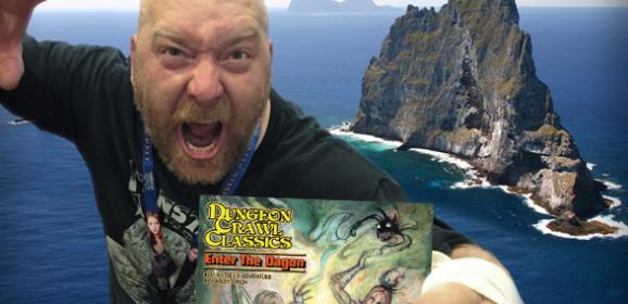 Designer's Diary: Enter the Dagon!
