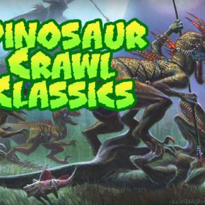 Designer's Diary: Dinosaur Crawl Classics
