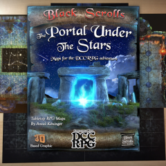 Maps for Portal Under the Stars!