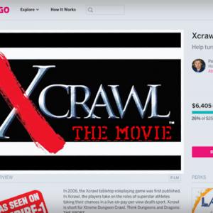 Xcrawl: The Movie