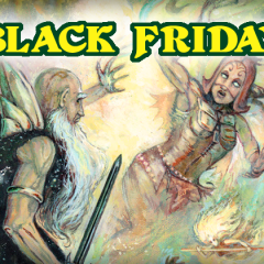 Black Friday Begins Today!
