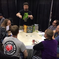 GameHole Con 2017 Recap!