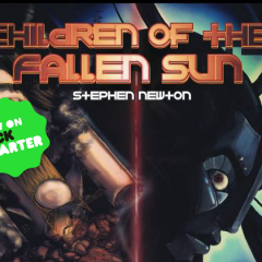 Children of the Fallen Sun Kickstarter!