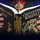 2018 Convention Schedule