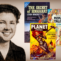 Adventures in Fiction: Leigh Brackett