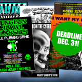 Road Crew Poster Contest Ends Soon!