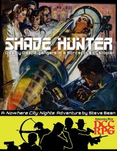 Shade Hunter Cover