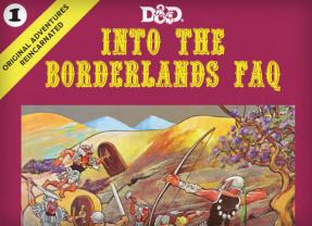 Into the Borderlands FAQ