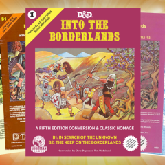 Into the Borderlands Now Available for Pre-Order!