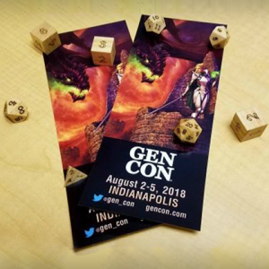 Gen Con Event Submission Deadline Approaching!