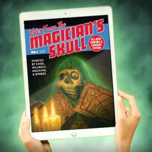 Tales From the Magician's Skull PDF Delivered on Kickstarter!