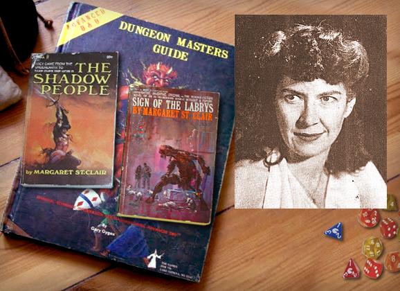 Adventures in Fiction: Margaret St. Clair