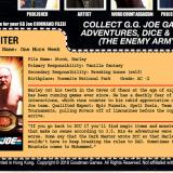 G.G. Joe File Cards!
