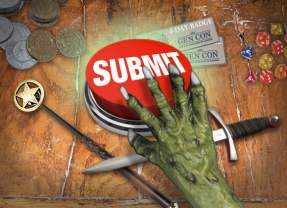 Get Your Gen Con Events Submitted!