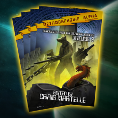 Metamorphosis Alpha: Chronicles From The Warden 2 Now On Sale!
