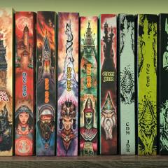 The DCC Bookshelf