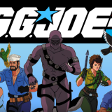 G.G. Joe Assemble! Now With Theme Song!
