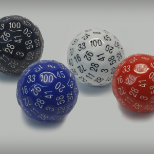 Gamescience Dice Back In Stock – Plus the D100!
