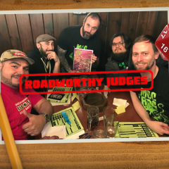 Roadworthy: Judge Tim Deschene