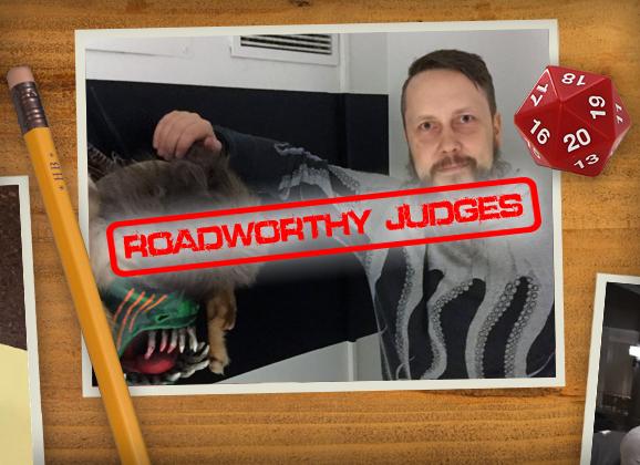 Roadworthy: Judge Saku