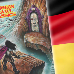 Announcing the German Edition of DCC RPG