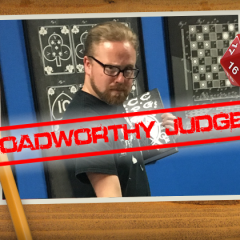Roadworthy: Judge Erik