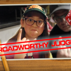 Roadworthy: Judge Evie