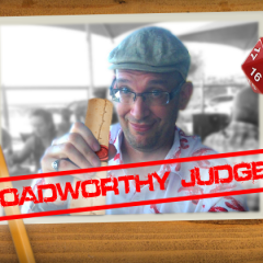 Roadworthy: Judge Morgan of Tasmania