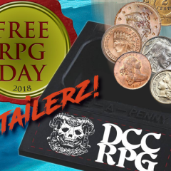 Free Penny Tray for Free RPG Day Retailers!
