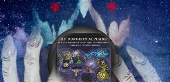 The Vizier's Views: Dungeon Alphabet 4thPrinting