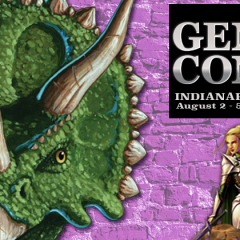 More Gen Con Events!