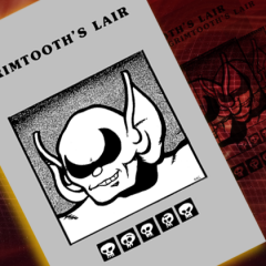 The Lost 8th Grimtooth Book: We Found It
