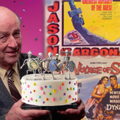 Adventures in Fiction: Ray Harryhausen
