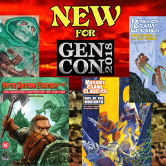 Gen Con 2018: New Releases, Round One!