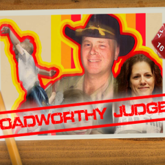 Roadworthy: Judge SGT Dave