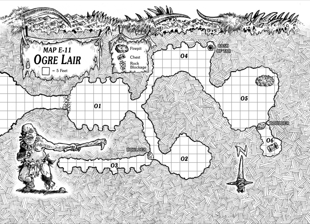 Isle-of-Dread-Map-E11-The-Ogre-Lair