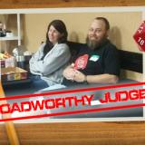 Roadworthy: Judge Eddie Bartlett!