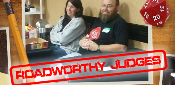 Roadworthy: Judge Eddie Bartlett!