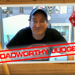 Roadworthy: DJ King Mob!