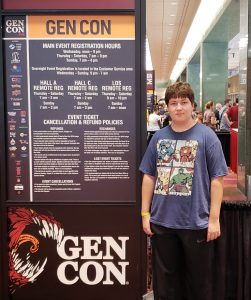 002 Chance at Gen Con