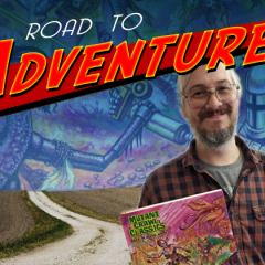 Road to Adventure: Owlbear and Wizard's Staff