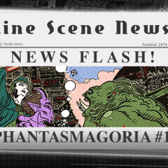 Zine Scene News Flash: Phantasmagoria #1