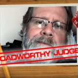 Roadworthy: Judge Chris Lauricella!
