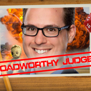 Roadworthy: Judge James Walls!