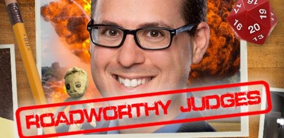 Roadworthy: Judge James Walls!