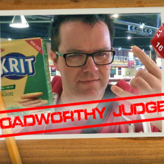 Roadworthy: Judge Lee Neilson