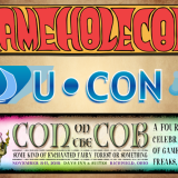 It's A Three Con Weekend!