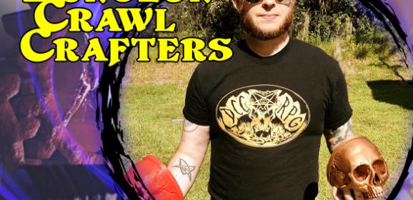 Dungeon Crawl Crafters: David Wilt