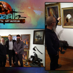 Real Life Adventures: Doug and Wayne Visit the Frazetta Museum